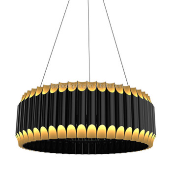 China Supplier New Aluminum Delightful Galliano Pendant Lighting