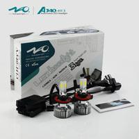 guangzhou auto parts 40w 3600lm car led lights H13-h/l