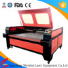 100w 130w runner table fabric laser cutting machine
