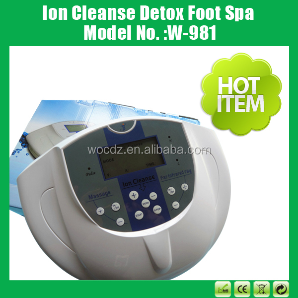 Multifunctional Ion Cleanse Hydrosana Detox Foot Spa For Health ...