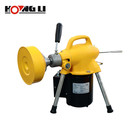 A75 pipe drain cleaning machine 4'' unclogging Cleaner (2018)