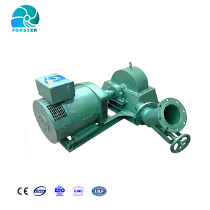 micro hydro generator price for micro hydro project