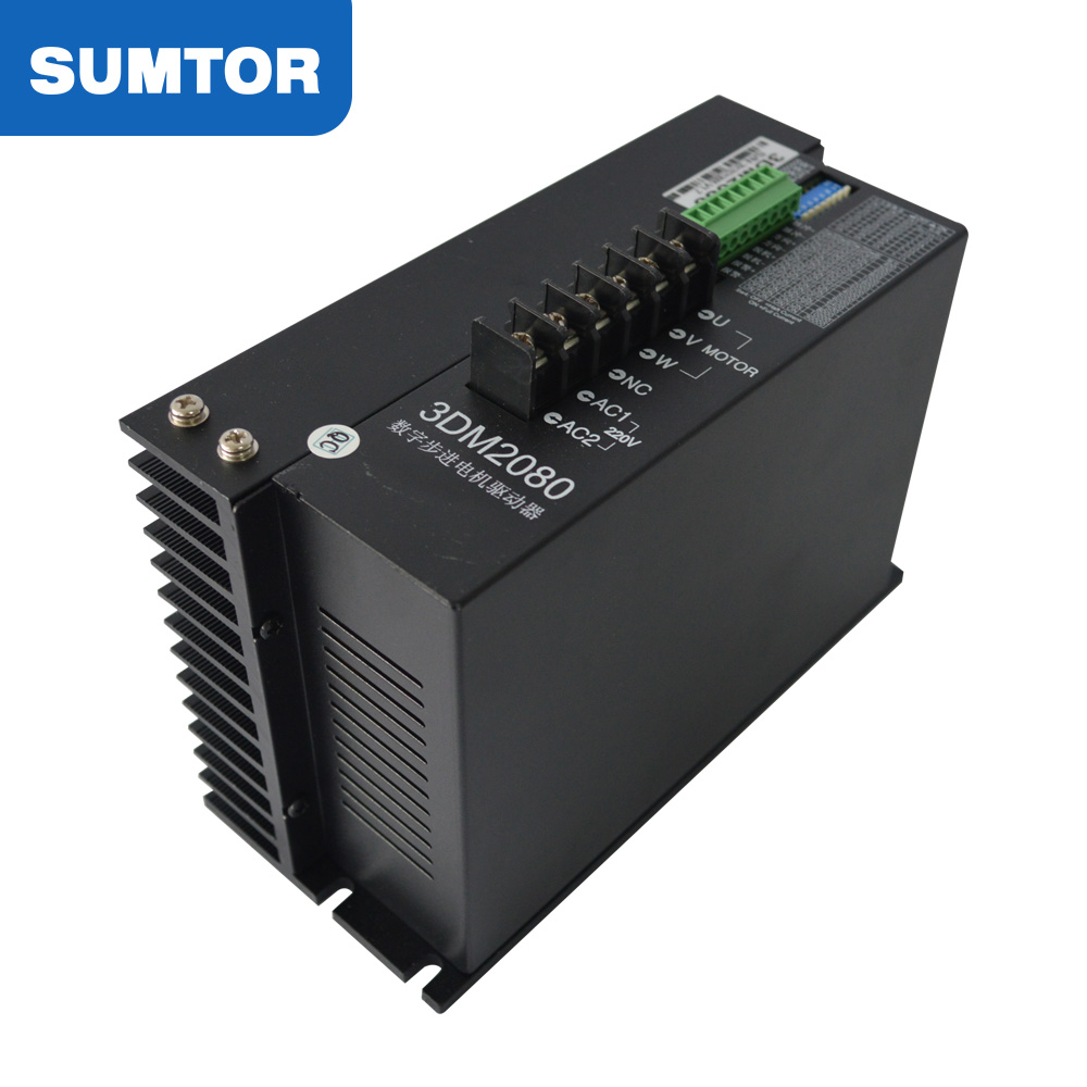 Computer & Office Fast Deliver 3dm683 3 Phase Digital Stepping Driver 8.3a Dc20-60v Fit 57 86 Motor