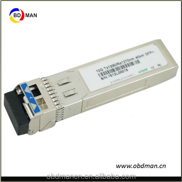 Transceiver Huawei Compatible SFP-10G-ER-SM1270-BIDI 10GBASE-BX-U 40km BIDI SFP