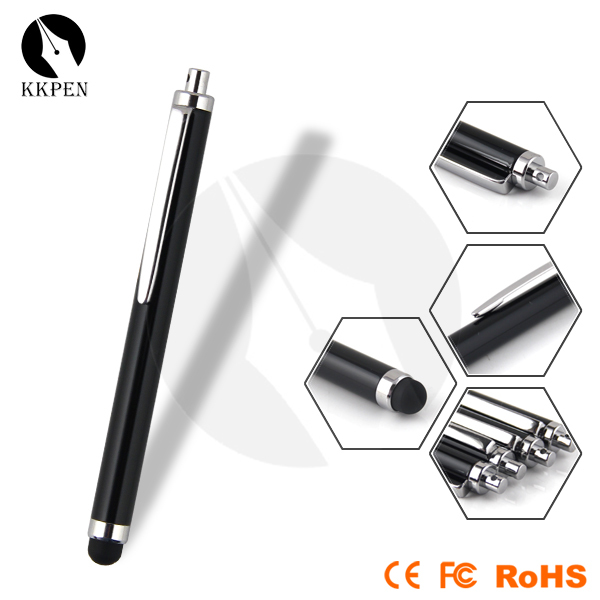 Shibell Bulk cheap stylus touch screen pen wholesale promotional stylus pen with metal clip