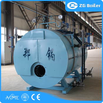 1 Ton-20 Ton Gas Fired Milk Processing Plant Use Of Equipments And ...