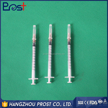 Manufacturer Supplier luer slip/luer lock syringe With the Best Quality