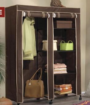Innocrea Portable Clothes Closet Wardrobe Storage Organizer With Wheels    Buy Wardrobe Indoor,Wardrobe Cabinet,Laminate Wardrobe Designs Product On  Alibaba. ...