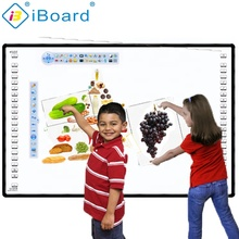2019 iBoard 78 INCH interactieve whiteboard, Aluminium frame, <span class=keywords><strong>uitstekende</strong></span> kwaliteit