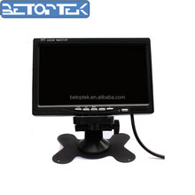 7 Inch LCD Bluetooth MP5 Car Rearview Rear ViewMirror Monitor Reverse Parking 24 Volt Monitor