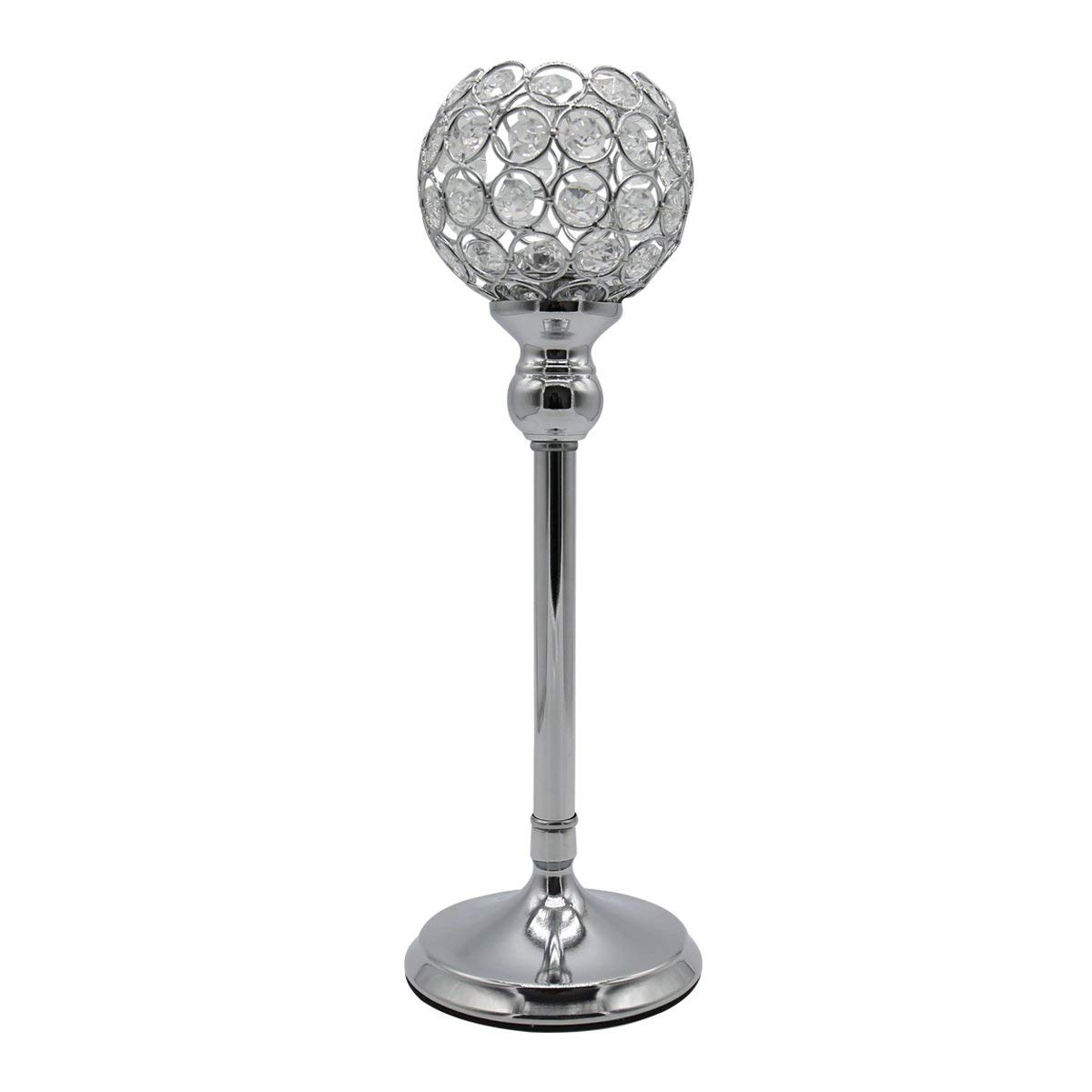 Get Quotations Joynest Crystal Candle Holders Coffee Table Decorative Centerpiece Candlesticks Set For Dining Decorations Gifts