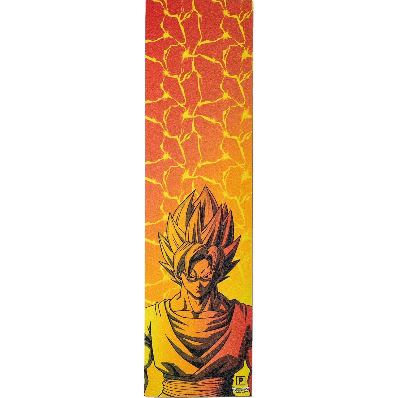 """Primitive Skateboarding DBZ Goku Griptape - 9"""" x 33"""""""
