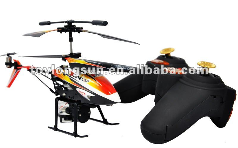 Delicate Good Performance ERC-cf0207 3.5CH RC Water Jet Helicopter RTF