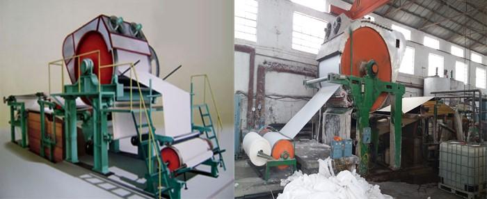 tissue paper machine1