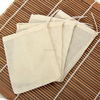 Hot sale packaging bag cotton gauze drawstring tea bag for herbs and spices