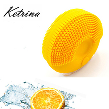 Hot selling Rechargeable facial brush face cleanser face massager bestseller 2017 amazon list of electrical equipments 2018