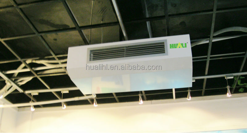 Central Air Condition Horizontal Unit Ceiling Expose Fan