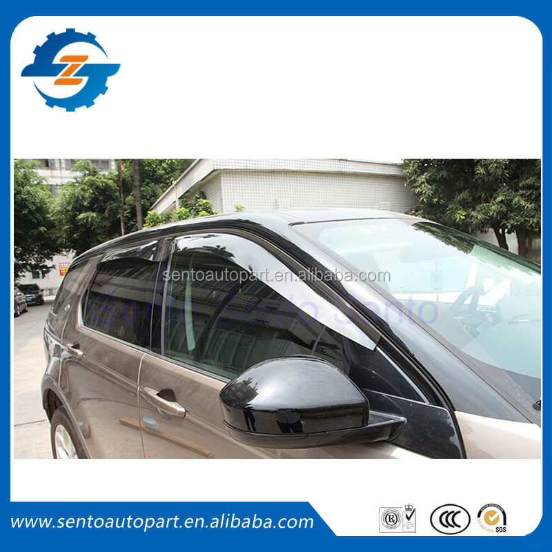 High Quality Car sun visor window visor vent deflector fit for Discovery Sport