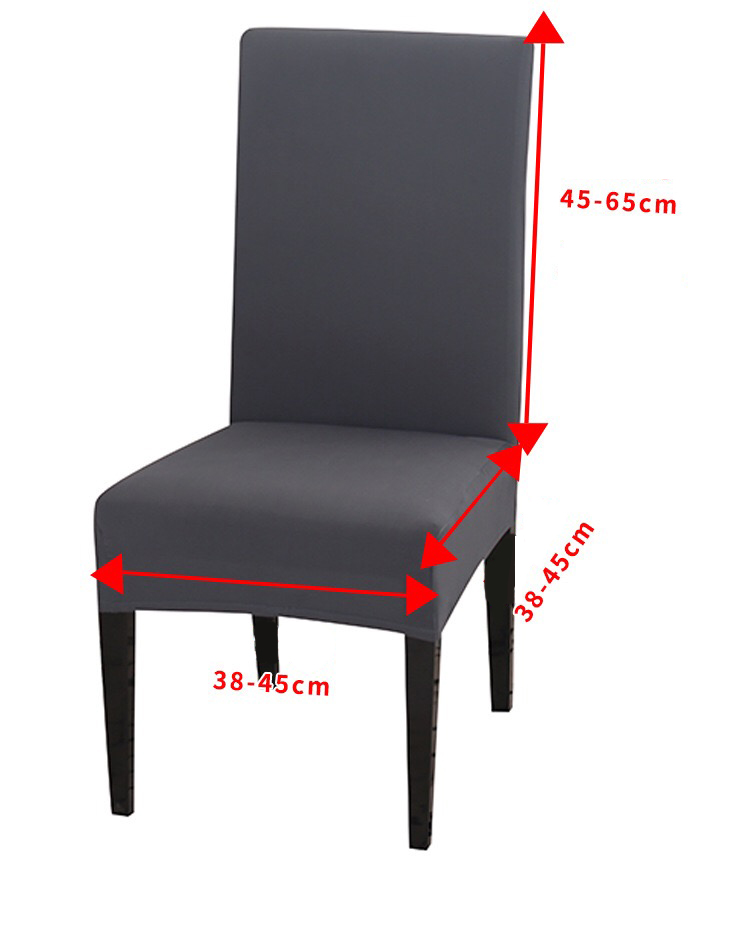 Free sample high quality spandex dinning massage banquet chair cover