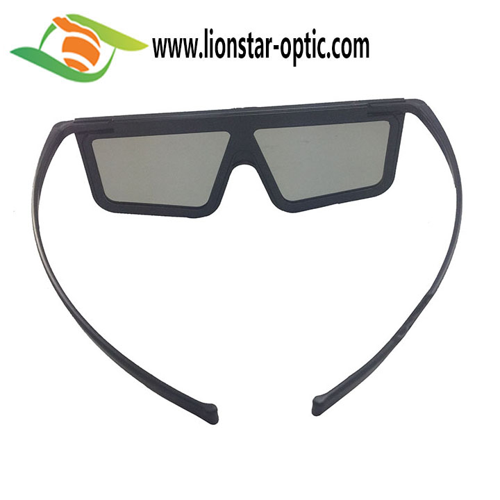 China Factory Linear Polarized 3D Glasses Cinema 3D Glasses for IMAX Cinema