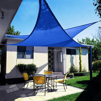 Triangle/Square/Rectangle Sun Shade Sail Outdoor Garden Cover UV Canopy Awning & Triangle/square/rectangle Sun Shade Sail Outdoor Garden Cover Uv ...