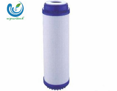 India hot sell GAC UDF Granule Filter Cartridge for water ro system part