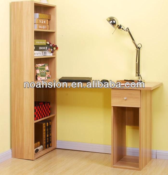 Wonderful Study Table With Bookshelf For Children Ideas Best