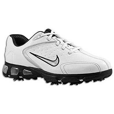 new arrive d8538 f9e7a Get Quotations · Nike Golf Mens Air Max Rejuvenate ( sz. 10.0,  WhiteMetallic Silver