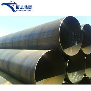 Natural Oil and Gas SSAW/ERW Line Pipe/API 5L Oil Pipeline X42, X52 Drill rod in drilling equipment