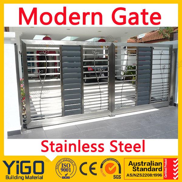 New Design Sliding Gate Price