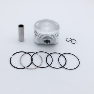scooter motorcycle parts ZS250 piston kit with piston ringg & piston pin&clips