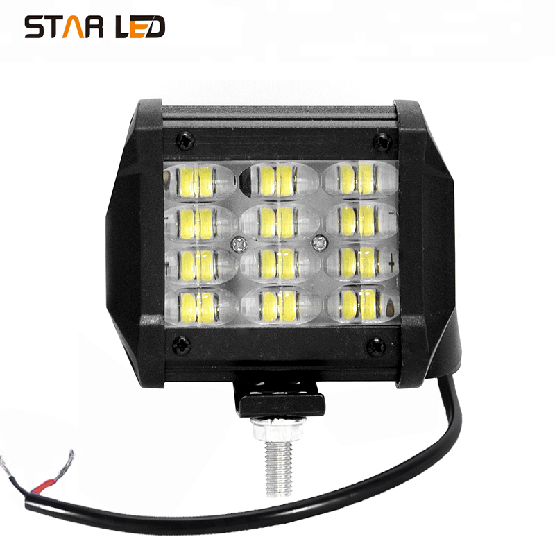 Neue stil 36 w auotmotive lichter für autos off road led work licht bar