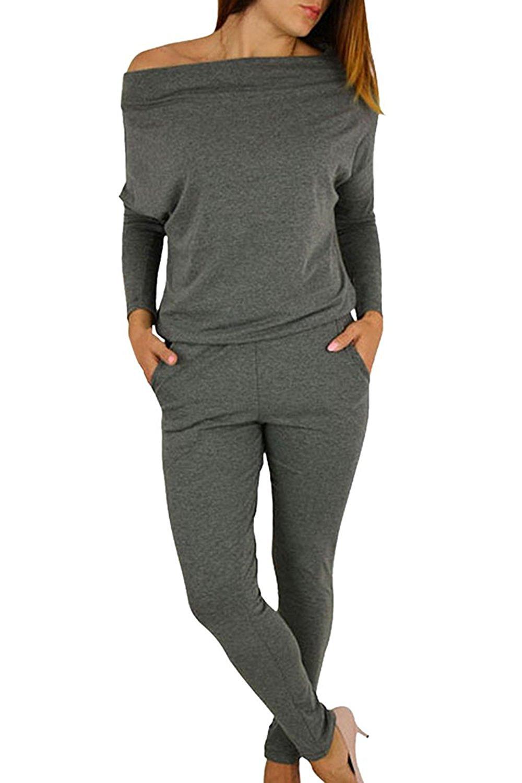 pujingge Womens Activewear Summer Backless Camo Back Cross Jumpsuit Romper