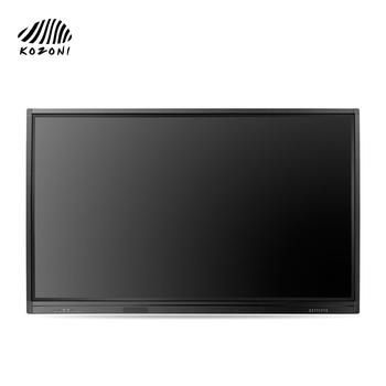 Kozoni All In One Interactive LED Display Touch screen for teaching with android and PC | ILD-65H