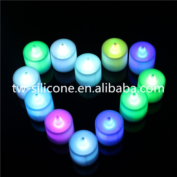 Custom Cheap Led Candles Water Floating Candle For Promotion