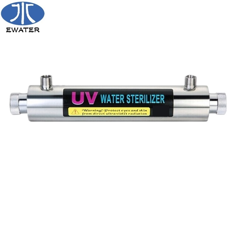 Top quality water uv sterilizer drinking water