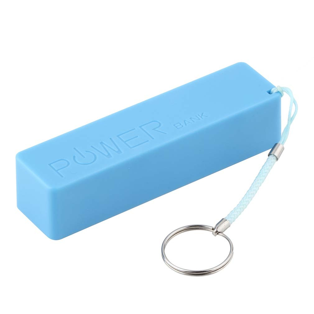 Accessories & Parts Sunny 1pc Mobile Power Case Box Usb 18650 Battery Cover Keychain For Iphone For Samsung For Mp3