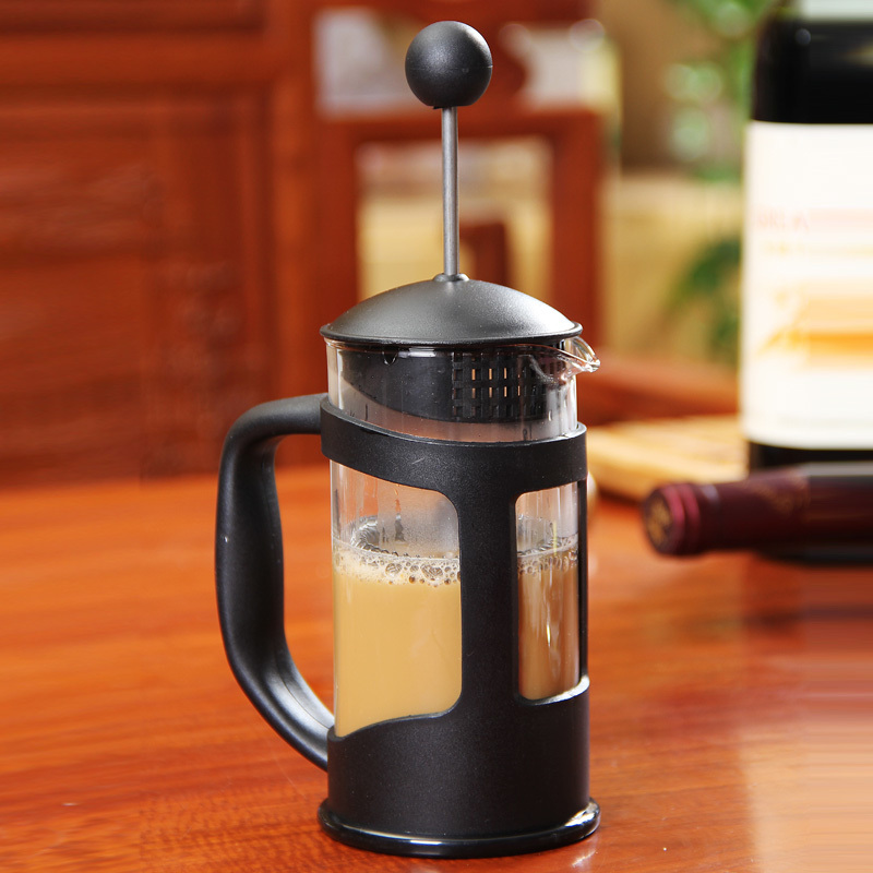 11oz 350ml bodum french press coffee and tea maker french filter coffee press plunger with. Black Bedroom Furniture Sets. Home Design Ideas