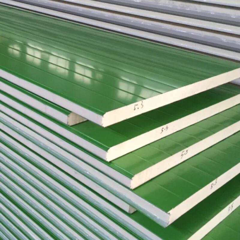 Pu sandwich panel uae panel sandwich isolierte lkw bodi sandwich panel