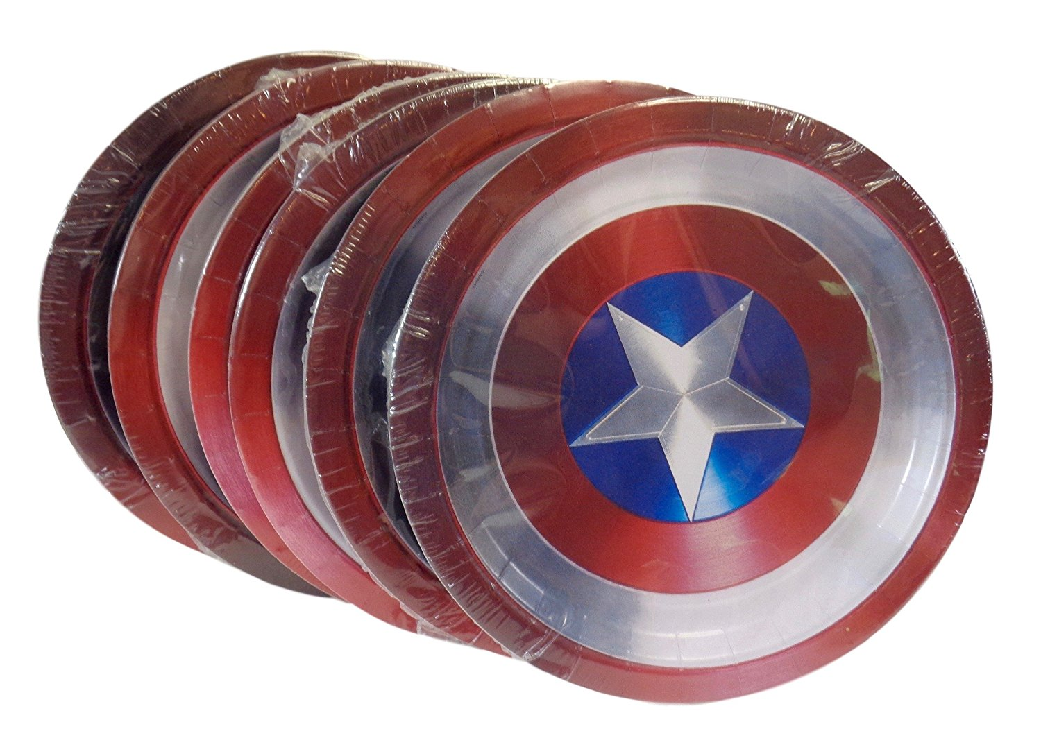 Get Quotations · Bulk Buy Marvel Avengers Captain America Paper Party Plates (14) Plates/  sc 1 st  Alibaba & Cheap Paper Plates Bulk find Paper Plates Bulk deals on line at ...