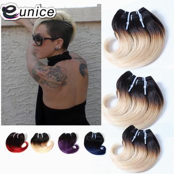 Brazilian Hair Short Wave Hairstyle 8 Body Wave Brazilian Hair Weave