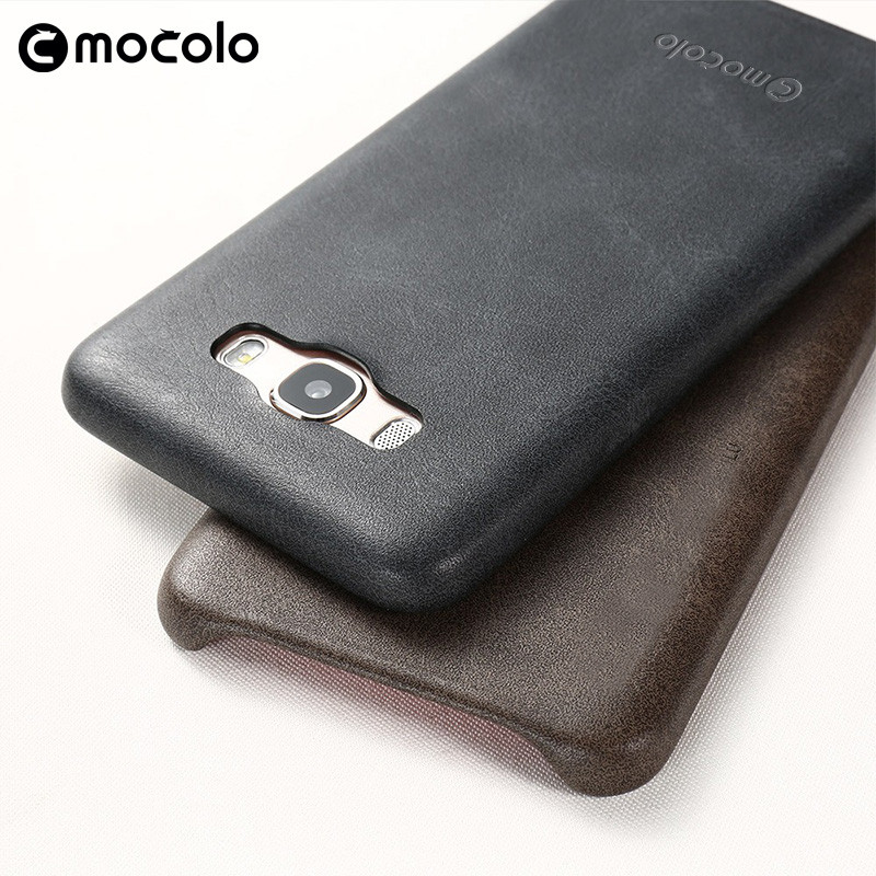 Mocolo Leather Phone PU Case For Samsung Galaxy J2 Ultra thin PU Back case For Samsung J2