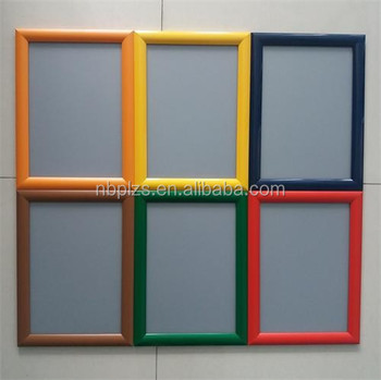 A0 A1 A2 A3 A4 Oem Color Plastic Flat Poster Frame - Buy Poster ...