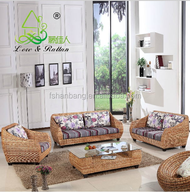 High Quality Modern Luxury Balcony Sunroom Wicker Indoor