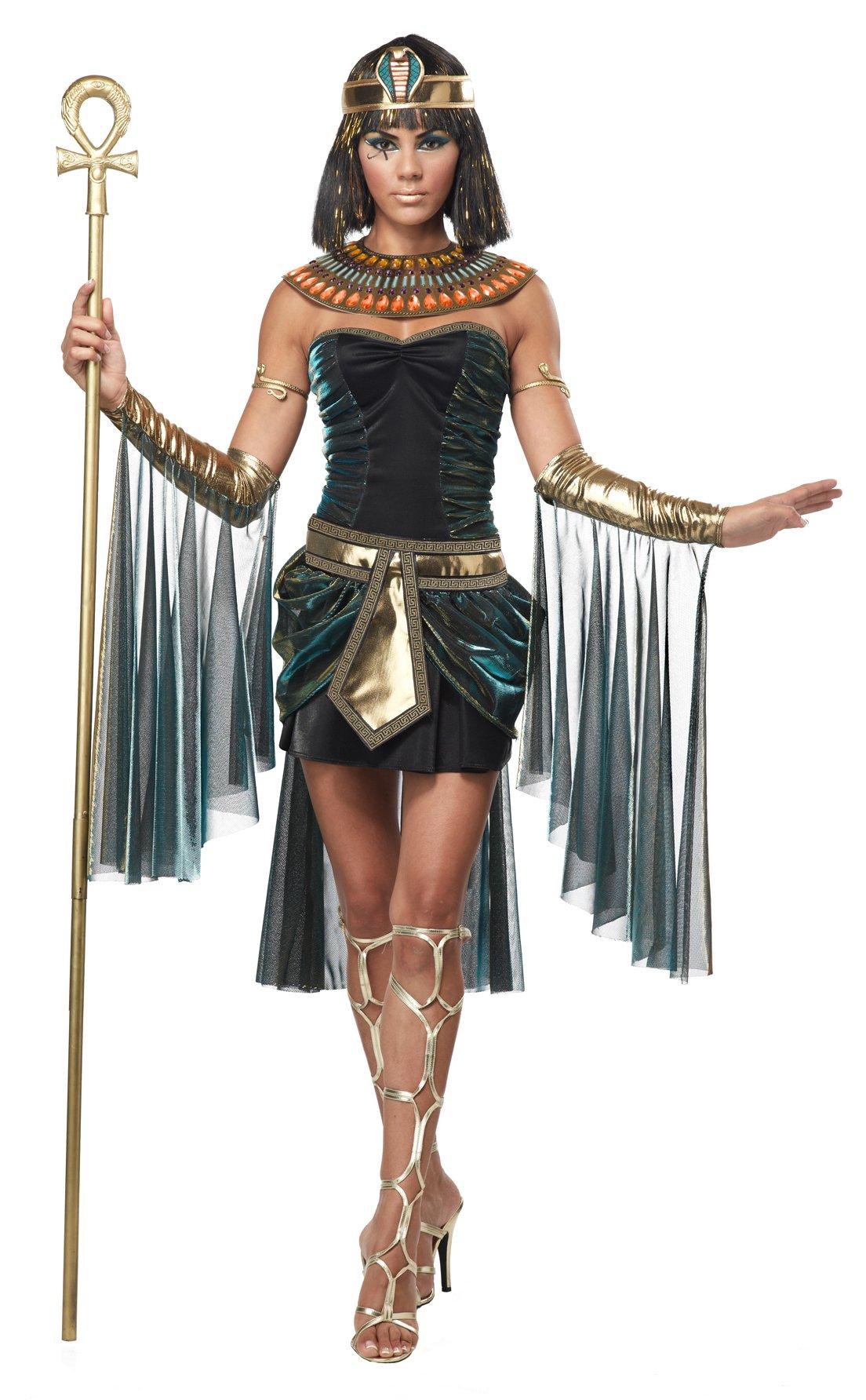 Get Quotations · California Costumes Women s Egyptian Goddess Costume f9b53f55dc1d