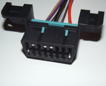Obdii Aldl Connector Wiring Diagram on