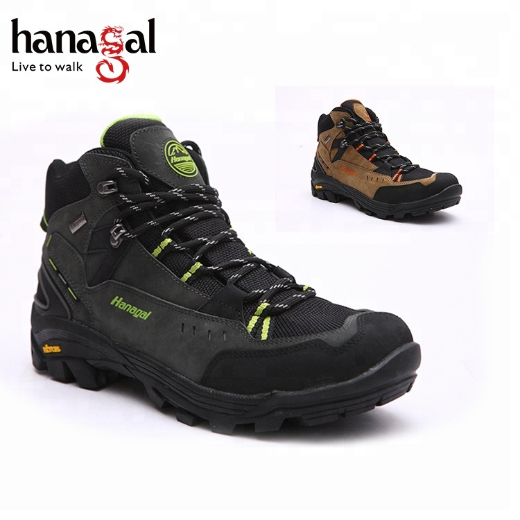 2020 Hanagal New Design hiking shoes for Men's outdoor activities factory price