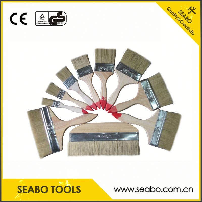 Seabo hand tools refillable paint brush with low price