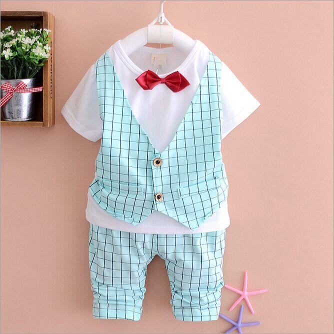 2pcs 2016 New Fashion Cheap Infant Clothing Newborn Baby