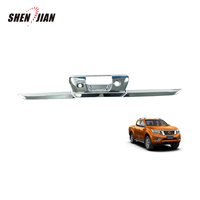 Decorative car accessory car styling chrome rear trunk streamer Other Exterior Accessories Supplier body kit for navara